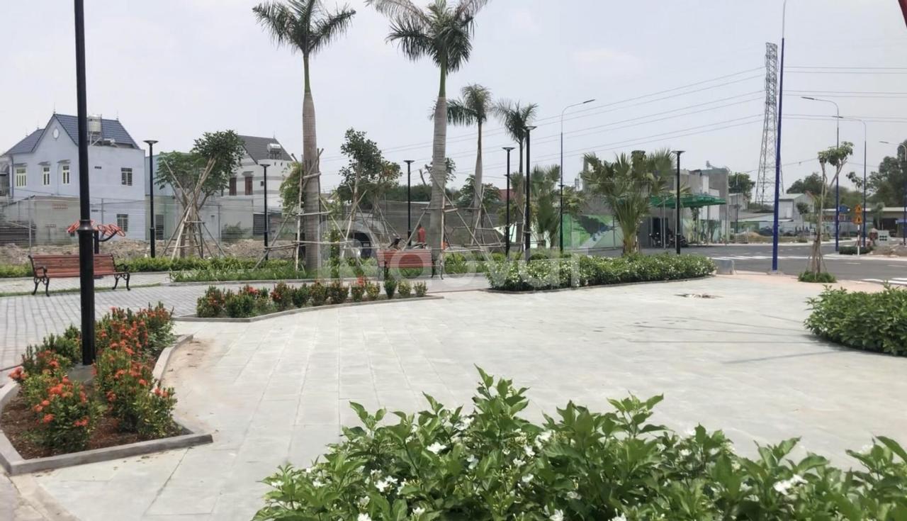 Nhà phố giá thấp hơn chung cư tại thành phố Thuận An