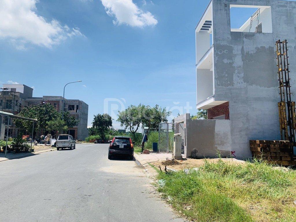 Bán gấp 2 lô đất 166m2 ngang 10m mặt tiền kinh doanh giáp Bình Tân