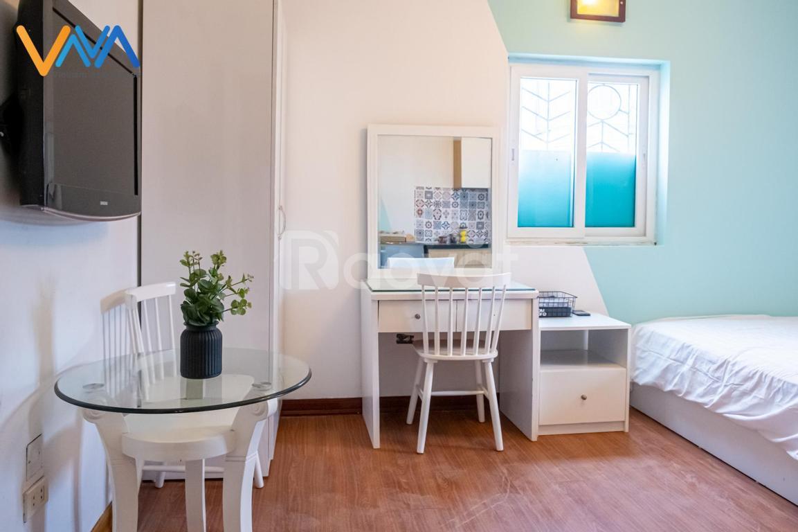 VnaHomes cho thuê căn hộ khách sạn mặt phố Đào Tấn
