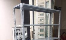 Kệ sắt 5 mâm màu xám ghi cao 2m x rộng 0.4m x dài 1.2m