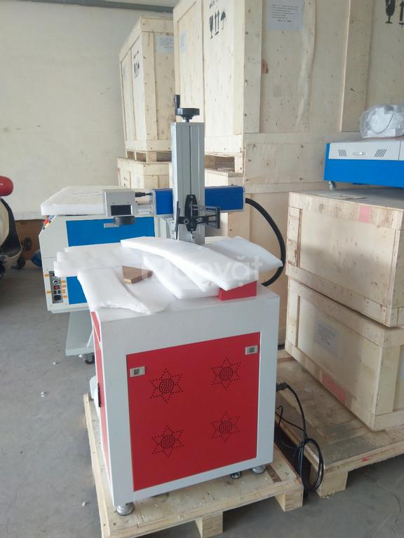 Máy cnc laser fiber 20w sợi quang