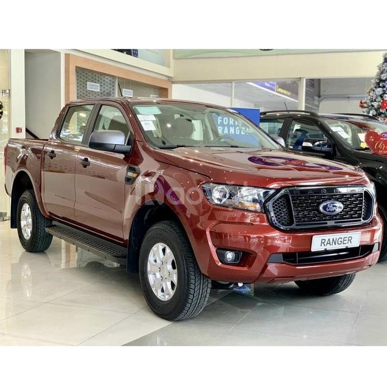 Ford Ranger giá cạnh tranh Miền Nam