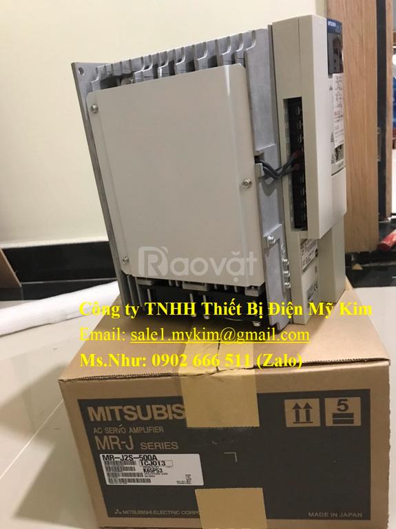 AC Servo Motor Mitsubishi MR-J2S-500A giá tốt