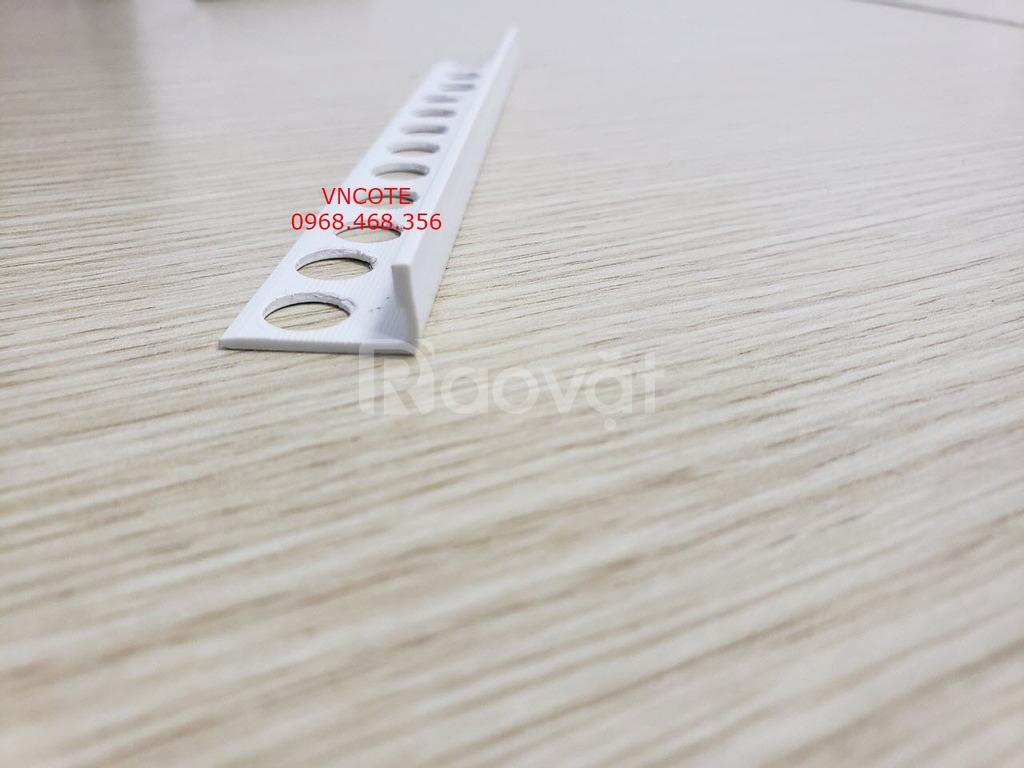 Nẹp nhựa tách khe vật liệu VL-01