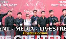 Dịch vụ quay phim sự kiện, livestream Facebook