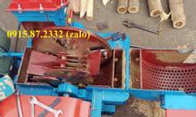 Máy xử lý cành cây thừa, mẩu gỗ vụ, xơ dừa, bã mía, rơm rạ, palet