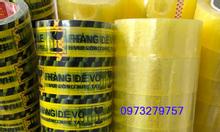 Cơ sở sản xuất băng keo dán thùng giá rẻ uy tín chất lượng