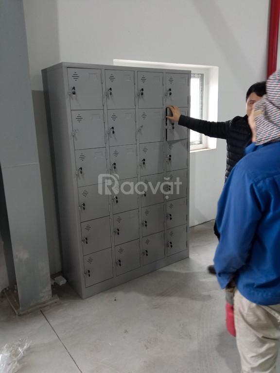 Tủ để đồ cho công nhân 24 ngăn