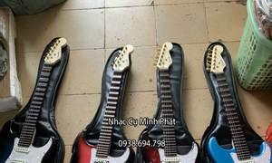 Bán đàn guitar điện fender vọng cổ tại Gò Vấp TPHCM