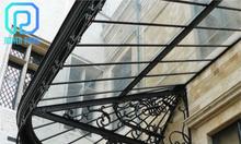 Mái đón kim loại, Pergola, Canopy cho khách sạn, tòa nhà