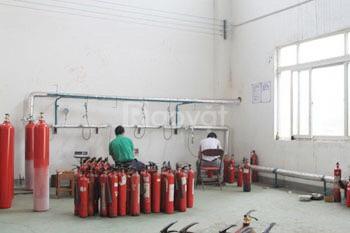 Nạp sạc bình chữa cháy tại Tân Phú