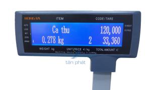 Cân điện tử cho siêu thị cửa hàng thực phẩm ra quả Rongta RLS1000