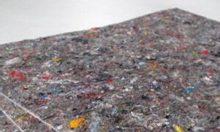 Vải Felt tái chế, vải xăm kim tái chế giá rẻ
