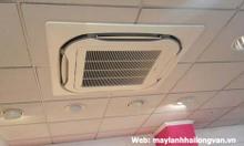 Lắp đặt máy lạnh âm trần Daikin và LG với giá rẻ Miền Nam