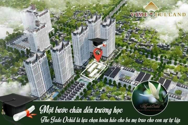 Chung cư Phạm Văn Đồng đầy đủ nội thất