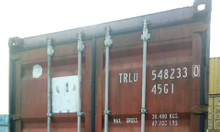 Mua bán Container 20/40 khô, lạnh