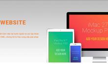 Dịch vụ thiết kế và lập trình website theo yêu cầu của HVCG Software