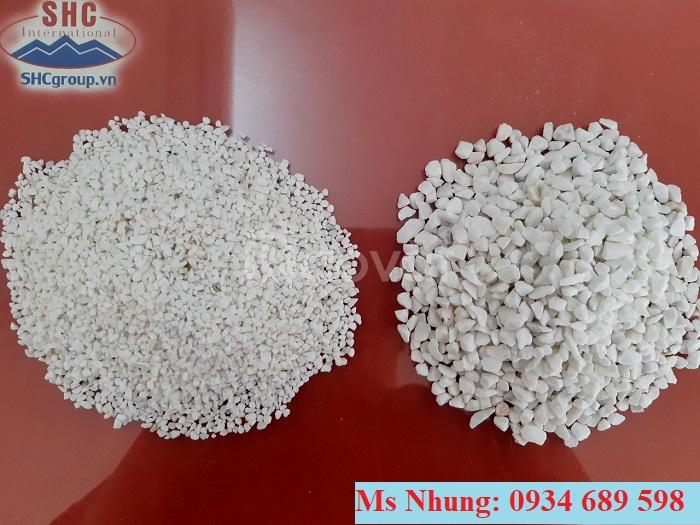 Dolomite trắng làm nguyên liệu sản xuất gạch mài