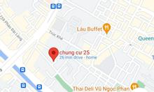 Cho thuê căn hộ chung cư 70m2, Đống Đa, HN
