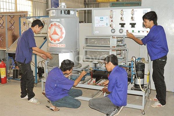 Trung tâm đào tạo nghề sửa chữa điện dân dụng và điện công nghiệp