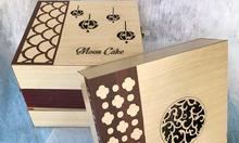 Hộp bánh trung thu gỗ nắp mở Hamet xưởng sản xuất hộp gỗ sỉ, lẻ