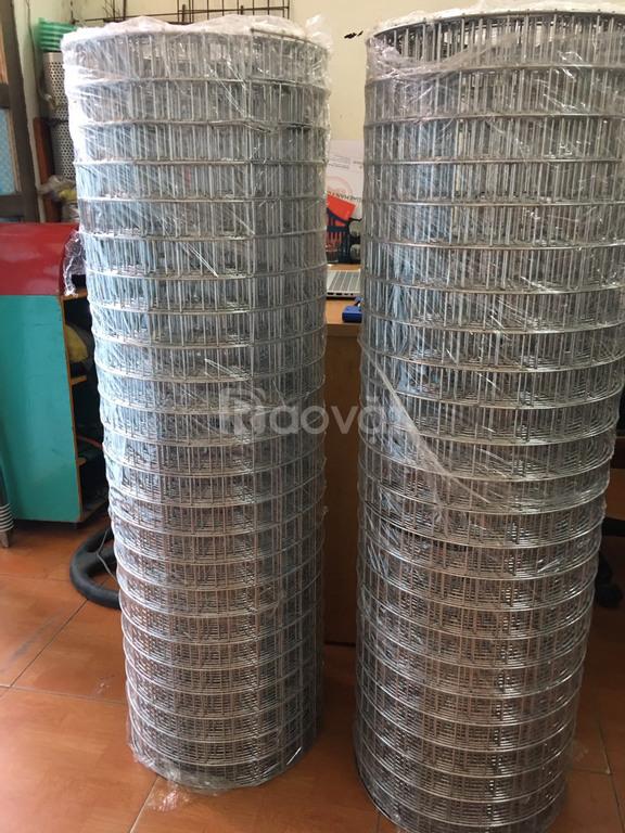 Nơi bán lưới thép hàn mạ kẽm dây 1, dây 2, dây 3, dây 4 hàng cuộn