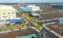 Đất mặt tiền chợ KCN Becamex Đồng Phú kinh doanh ngay