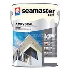 Muốn kinh doanh sơn lót ngoại thất Seamaster