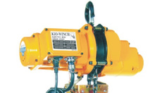 Pa lăng xích điện Kio tải trọng 500kg, 1 tấn