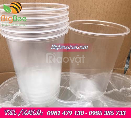 Phân phối ly nhựa 800ml giá rẻ cho đại lý, nhà phân phối