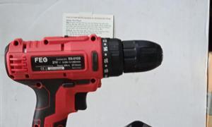 Máy khoan và bắt vít dùng pin 21v Li-ion