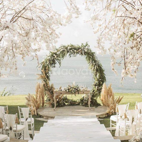 Địa chỉ tổ chức tiệc cưới ngoài trời chuyên nghiệp tại TPHCM