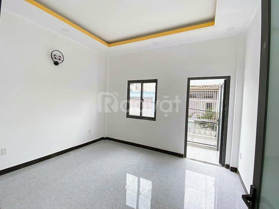 Bán nhà mặt tiền Nguyễn Thị Khắp ngay trung tâm Dĩ An LH 0908775671