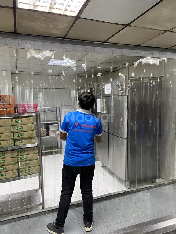 Cung cấp màn nhựa pvc ngăn lạnh, ngăn thoát nhiệt, ngăn côn trùng