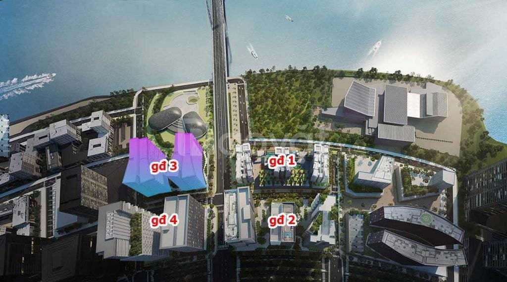 The Metrople Thủ Thiêm GĐ1(Galleria) nhận nhà 6/2021