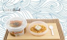 Súp gạo rang ăn liền tự sôi Yummy Hàn Quốc