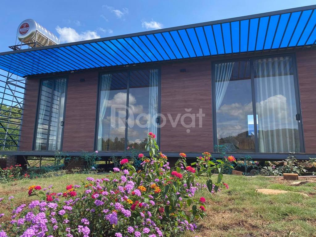Đất nghỉ dưỡng ven tp Đà Lạt, view đẹp diện tích trên 500m2