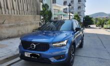 Cần bán Volvo XC40 2019 cũ màu xanh, biển Nha Trang