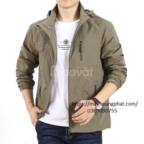 Gia công hàng đồng phục, may áo thun Tuyên Quang