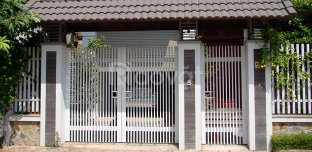 Dịch vụ sửa cửa sắt tại Bình Tân