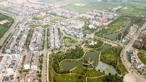 Bán liên kề khu sinh thái Xuân Phương Tasco DT 78m2 ,MT 5m