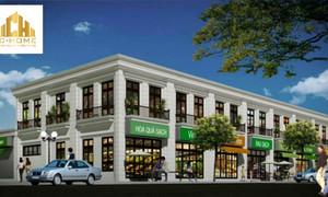 Cơ hội sở hữu kiốt 2 tầng chợ thương mại Tú Sơn Central Mark