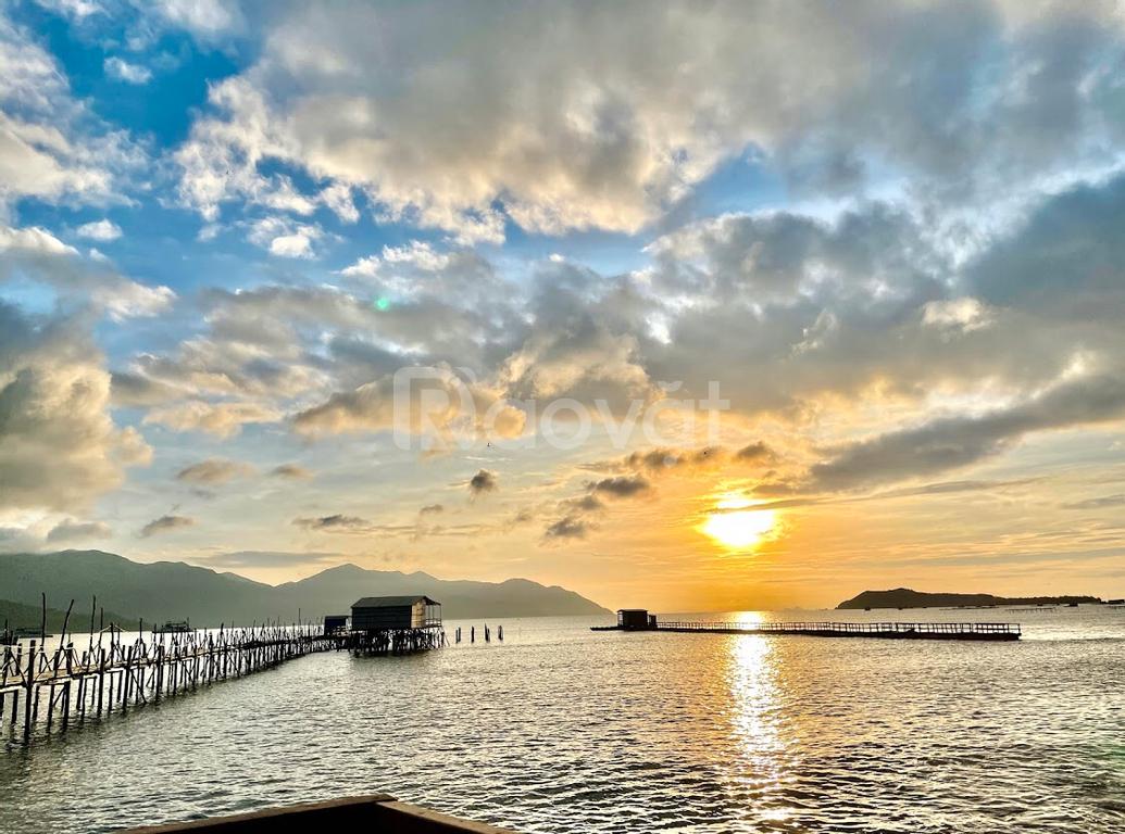 Mặt tiền biển Khánh Hoà full thổ cư