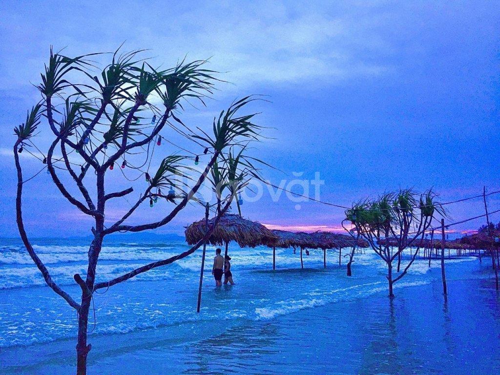 Đất Cô Tô hướng biển phù hợp làm biệt thự biển, homestay hoặc KS 3sao