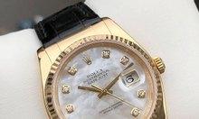Rolex Datejust full gold nam new fullbox