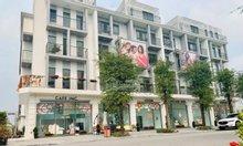 Bán shophouse kinh doanh hai mặt phố, vị trí khu trung tâm Hà Nội 75m2