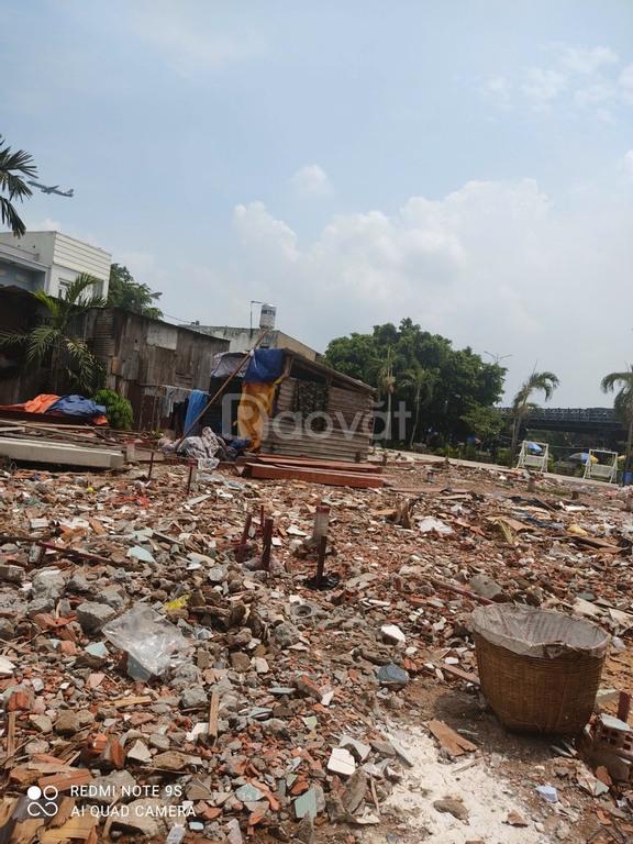 Cần bán đất quận Gò Vấp đường Trần Bá Giao phường 05