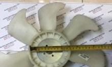 Cánh quạt làm mát động cơ cho xe đào, xúc, xúc, xe nâng, máy tàu thủy