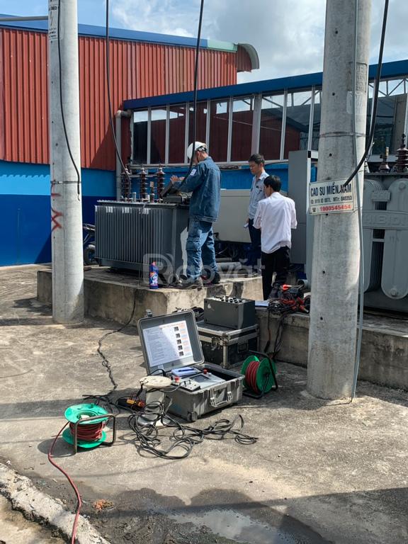 Kiểm tra bảo trì thí nghiệm định kỳ lưới điện và trạm biến áp