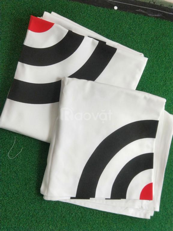 Hồng tâm golf mục tiêu, cờ tâm golf